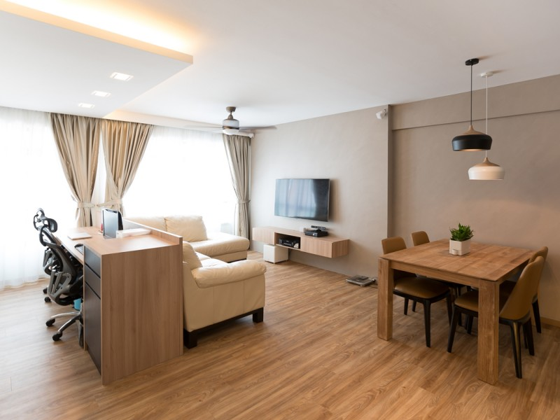 Costa Ris In HDB Interior Design